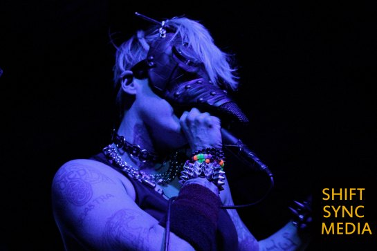 Otep Tour Starts Off with A Bang In Sacramento